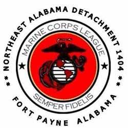 logo detachment 1404 ne ala mcl
