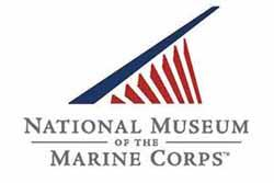 logo national museum of the marine corps